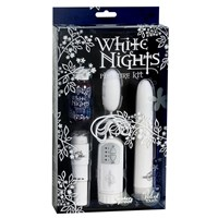 Sextoy - Bộ Máy Massage Doc Johnson White Nights Pleasure Kit